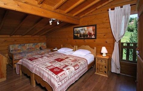 Vacances en montagne Chalet Soleil d'Hiver - Les 2 Alpes - Lits twin
