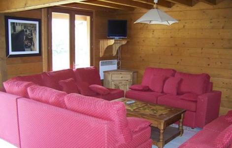 Vacances en montagne Chalet Soleil d'Hiver - Les 2 Alpes - Séjour