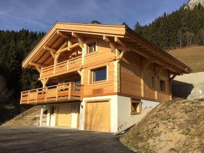 Rental Le Grand Bornand : Chalet Soleya summer