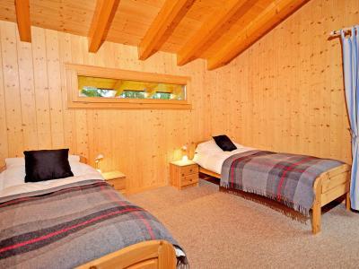 Vacances en montagne Chalet Tanya - La Tzoumaz - Chambre