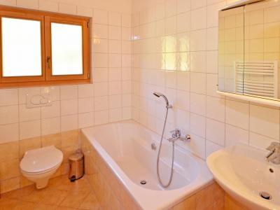 Vacances en montagne Chalet Tanya - La Tzoumaz - Salle de bains