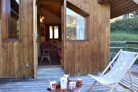 Holiday in mountain resort 3 room duplex chalet 6-8 people (tarnad) - Chalet Tara - Méribel