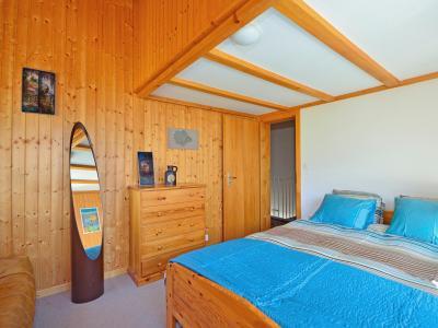 Vacances en montagne Chalet Théo - La Tzoumaz - Chambre