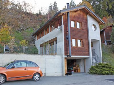 Location au ski Chalet 5 pièces 6 personnes - Chalet Theo - La Tzoumaz - Extérieur été