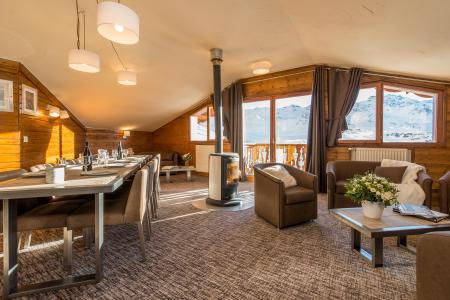 Vacances en montagne Appartement 6 pièces 10-12 personnes (Grand Confort) - Chalet Val 2400 - Val Thorens