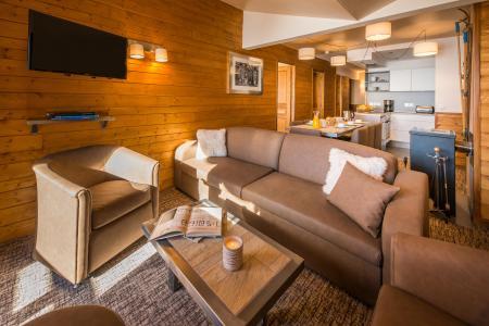 Vacances en montagne Appartement confort 4 pièces 6-8 personnes - Chalet Val 2400 - Val Thorens - Séjour