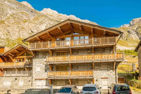 Wakacje w górach Chalet Val d'Isère Cristal - Val d'Isère - Na zewnątrz latem