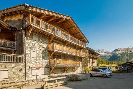 Location Chalet Val d'Isère Cristal été