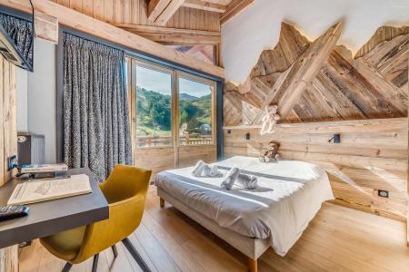 Wakacje w górach Apartament 6 pokojowy 11 osób (5P) - Chalet Val d'Isère Cristal - Val d'Isère