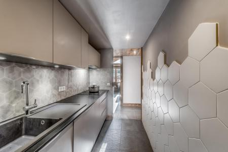 Wakacje w górach Apartament duplex 6 pokojowy 10 osób (3P) - Chalet Val d'Isère Cristal - Val d'Isère