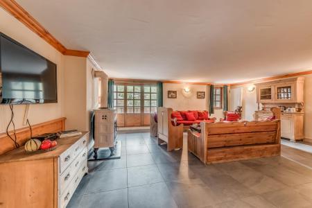 Wakacje w górach Apartament 5 pokojowy 9 osób (2P) - Chalet Val d'Isère Cristal - Val d'Isère - Zakwaterowanie