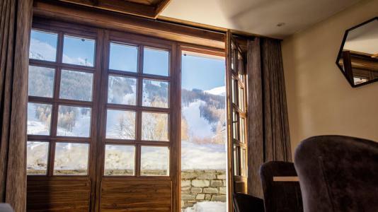 Wakacje w górach Apartament 6 pokojowy 11 osób (1P) - Chalet Val d'Isère Cristal - Val d'Isère - Zakwaterowanie