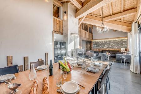 Wakacje w górach Apartament duplex 6 pokojowy 10 osób (3P) - Chalet Val d'Isère Cristal - Val d'Isère - Zakwaterowanie