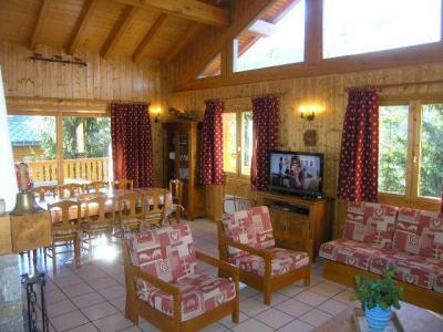 Vacances en montagne Chalet 6 pièces 12 personnes - Chalet Vent de Galerne - Méribel - Logement