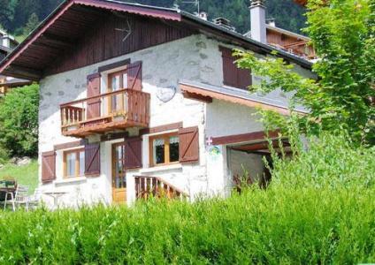 Location au ski Chalet duplex 5 pièces 10 personnes - Chalet Vieux Moulin - Champagny-en-Vanoise - Extérieur été