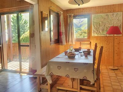 Summer accommodation Chalet Villarencel