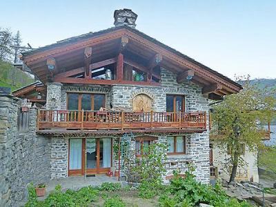 Location au ski Chalet Villaroger - Les Arcs - Extérieur été