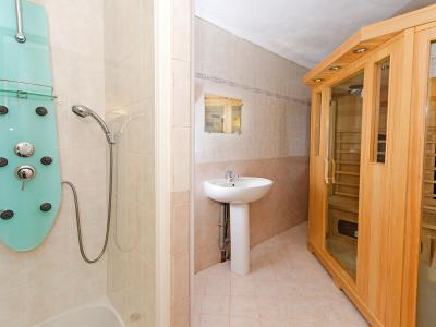 Holiday in mountain resort Chalet Villaroger - Les Arcs - Sauna