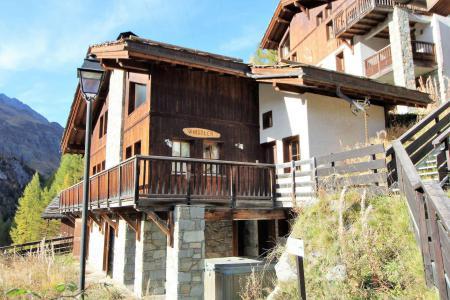Rent in ski resort Chalet Whistler - Tignes - Summer outside