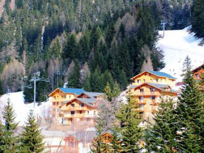 Rent in ski resort Chalets d'Arrondaz - Valfréjus - Summer outside