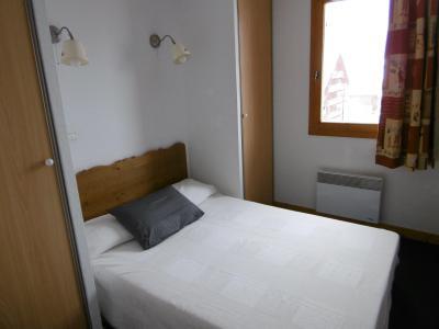 Wakacje w górach Apartament 2 pokojowy 4 osób (202) - Chalets de la Vallée d'Or Edelweiss - Valloire - Łóżkem małżeńskim