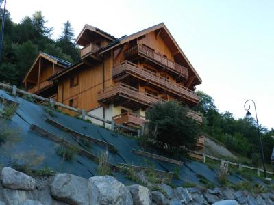Rent in ski resort Chalets de la Vallée d'Or Pensée - Valloire - Summer outside