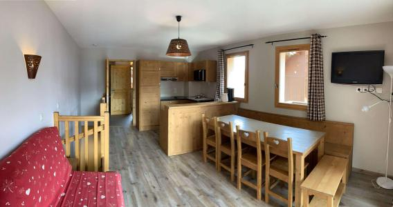 Summer accommodation Chalets des Rennes