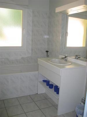 Vacances en montagne Appartement 2 pièces 6 personnes - Chalets Domaine les Adrets - Gérardmer - Salle de bains