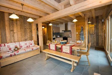 Vacances en montagne Chalet duplex 4 pièces 8 personnes (Eco) - Chalets Domaine les Adrets - Gérardmer - Placard à chaussures
