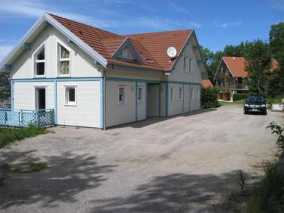 Location au ski Appartement 4 pièces 6 personnes - Chalets Domaine Les Adrets - Gerardmer - Extérieur été