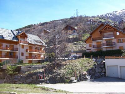 Location au ski Chalets Du Pontet - Valloire - Extérieur été