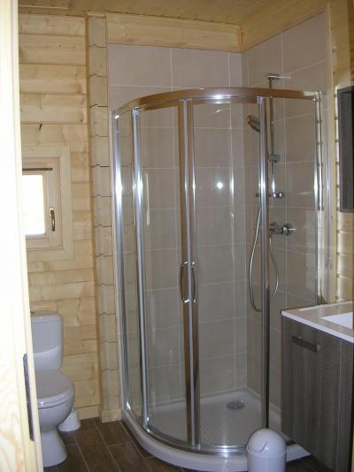 Holiday in mountain resort 6 room chalet 10 people - Chalets Hameau des Cîmes - La Joue du Loup - Shower room