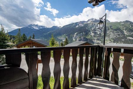Vacances en montagne Appartement 2 pièces coin montagne 6 personnes (EP66D) - Chalets les Epervières - La Norma - Extérieur été