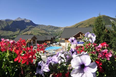Vacances en montagne Chalets les Marmottes - Saint Jean d'Arves - Extérieur été