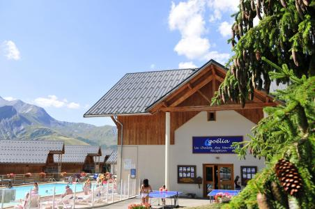 Summer accommodation Chalets les Marmottes
