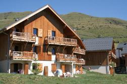 Location au ski Chalets Les Marmottes - Saint Jean d'Arves - Extérieur été