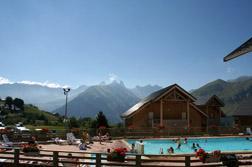 Location au ski Studio cabine 4 personnes - Chalets Les Marmottes - Saint Jean d'Arves - Extérieur été