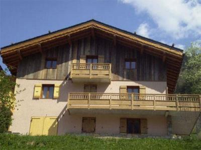 Location au ski Chalet 7 pièces 12 personnes (La Licorne) - Chalets Les Varcins Luxe - Saint Martin de Belleville - Extérieur été