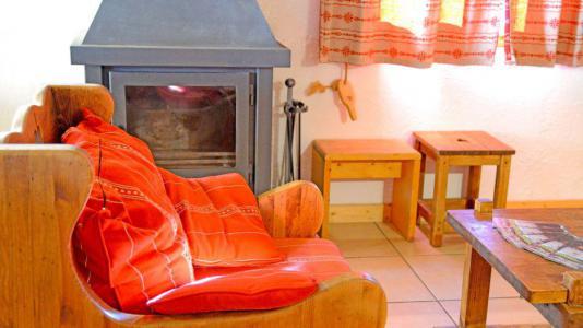 Vacances en montagne Chalets Violettes - Saint Martin de Belleville - Canapé