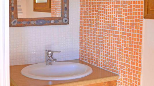 Vacances en montagne Chalets Violettes - Saint Martin de Belleville - Salle de bains