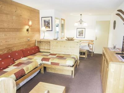 Rent in ski resort 2 room apartment 5 people (3) - Chanteneige la Croisette - Les Menuires - Summer outside