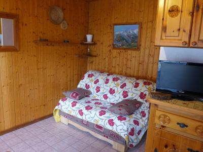 Rent in ski resort 2 room apartment 2 people (10) - Clos du Savoy - Chamonix - Summer outside