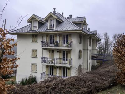 Rent in ski resort 2 room apartment 4 people (3) - Domaine de Crespin - Saint Gervais - Summer outside