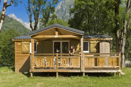 Summer accommodation Domaine la Perrière