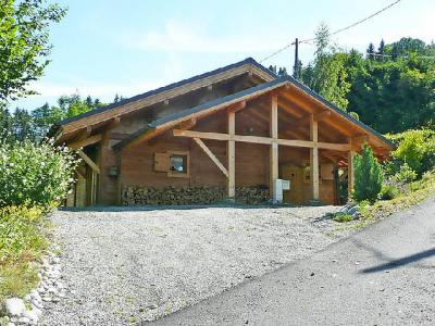 Holiday in mountain resort 5 room chalet 8 people (1) - Du Bulle - Saint Gervais - Summer outside