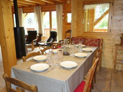 Urlaub in den Bergen 5 Zimmer Chalet für 8 Personen (1) - Du Bulle - Saint Gervais - Unterkunft