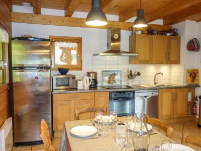 Urlaub in den Bergen 5 Zimmer Chalet für 8 Personen (1) - Du Bulle - Saint Gervais