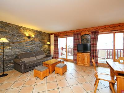 Holiday in mountain resort 4 room apartment 8 people (1) - Ecrin des Neiges - Tignes