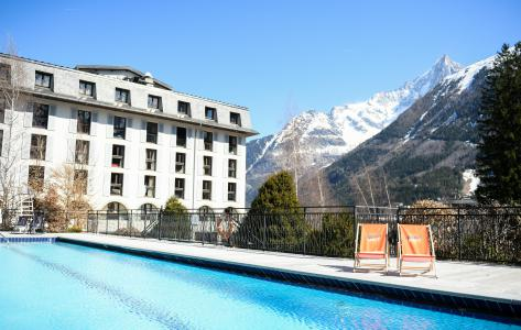 Rental Chamonix : Folie Douce Hôtel summer