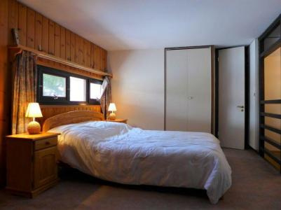 Rent in ski resort 1 room apartment 4 people (4) - Grand Roc - Chamonix - Summer outside